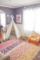 Adorable and fun christmas kids room design ideas 17