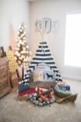 Adorable and fun christmas kids room design ideas 51