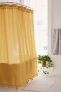Affordable shower curtains ideas for small apartments 51