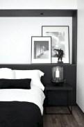 Amazing black and white bedroom ideas (28)