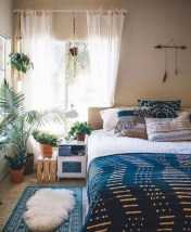 Amazing bohemian bedroom decor ideas 01