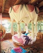 Amazing bohemian bedroom decor ideas 07