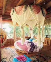 Amazing bohemian bedroom decor ideas 07