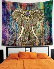 Amazing bohemian bedroom decor ideas 27
