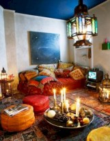 Amazing bohemian bedroom decor ideas 52