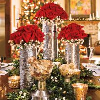 Amazing christmas centerpieces ideas you will love 27 27