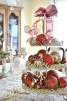 Amazing christmas centerpieces ideas you will love 52 52