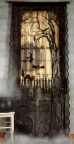 Amazing halloween window decoration ideas 22