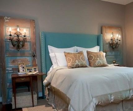 Antique and unique bedroom decorating ideas 01