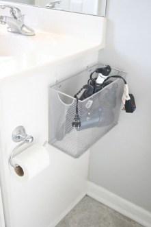 Awesome diy organization bathroom ideas you should try (18)