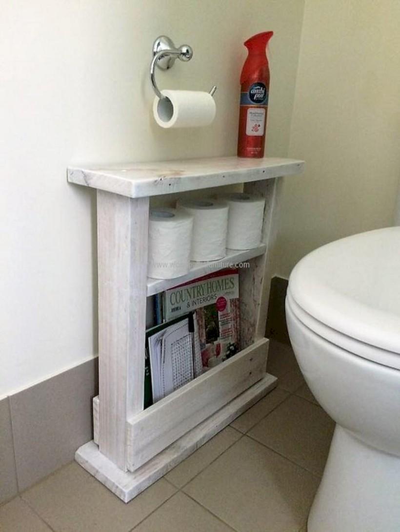 Awesome diy organization bathroom ideas you should try (19)