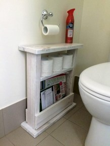 Awesome diy organization bathroom ideas you should try (19)