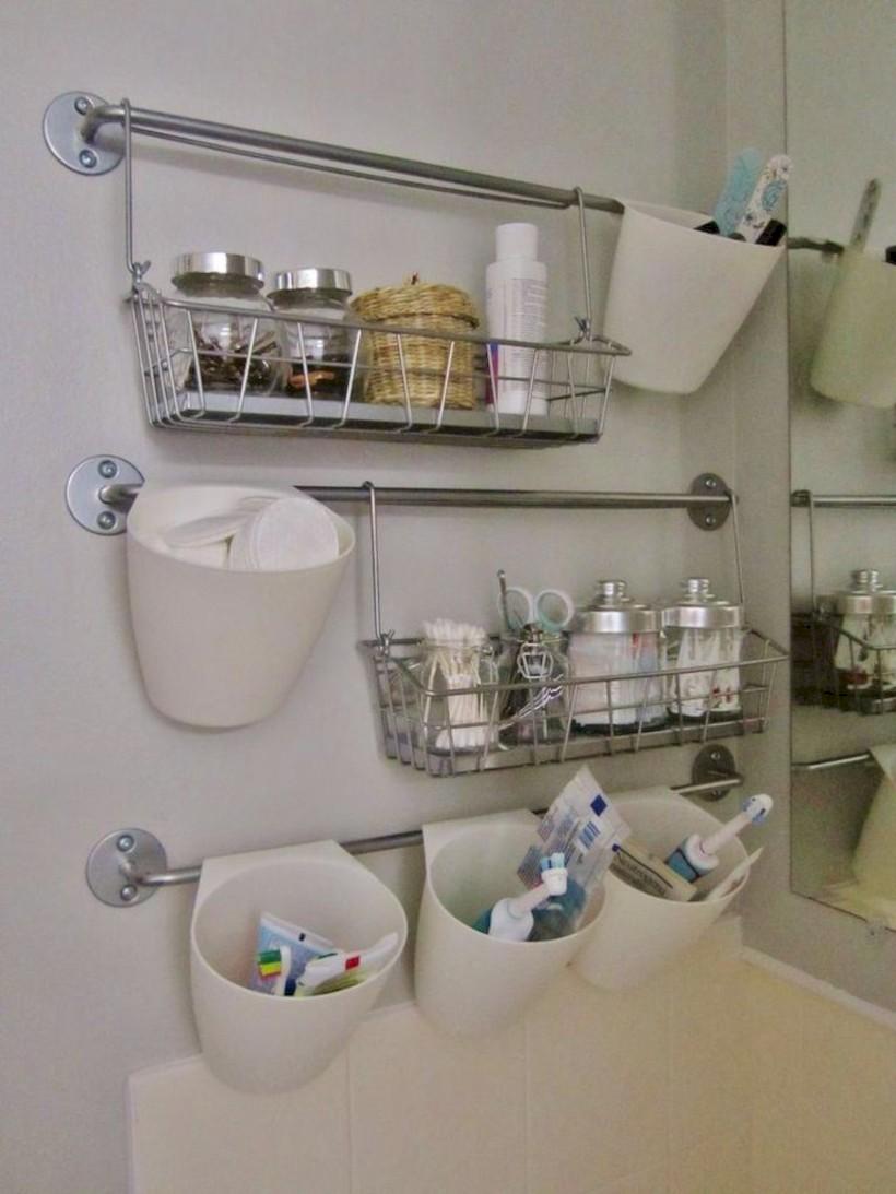 51 Awesome DIY Organization Bathroom Ideas You Should Try