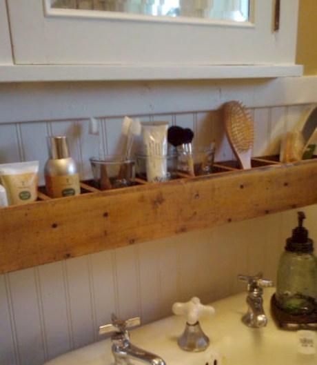 Awesome diy organization bathroom ideas you should try (8)