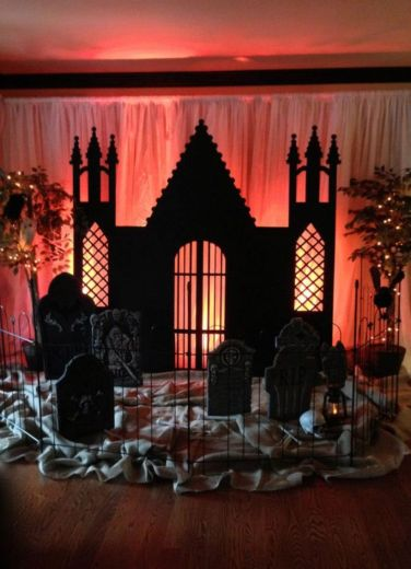 Awesome halloween indoor decoration ideas 16 16