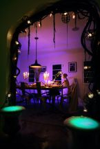 Awesome halloween indoor decoration ideas 29 29