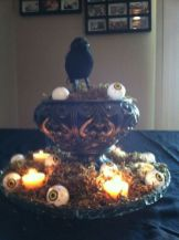 Awesome halloween indoor decoration ideas 31 31