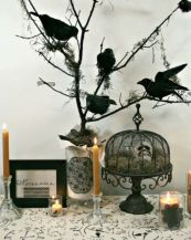Awesome halloween indoor decoration ideas 32 32