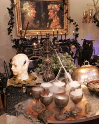 Awesome halloween indoor decoration ideas 39 39
