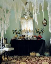 Awesome halloween indoor decoration ideas 45 45