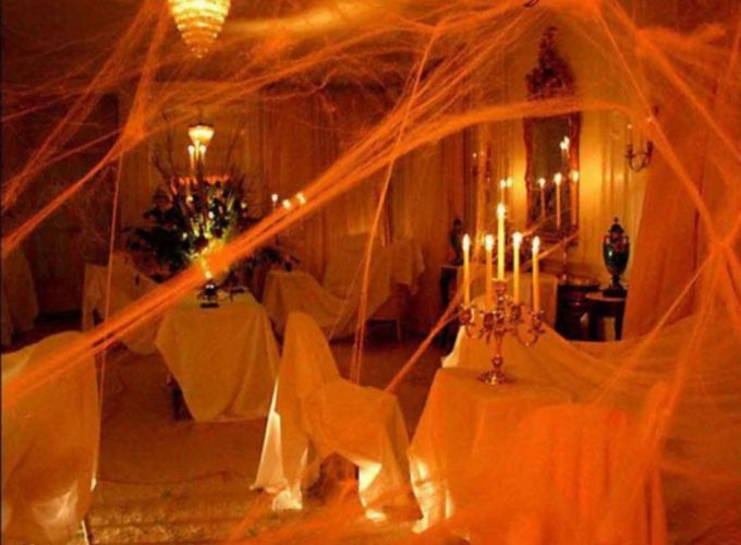 Awesome halloween indoor decoration ideas 53 53