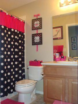 Bathroom decoration ideas for teen girls (19)