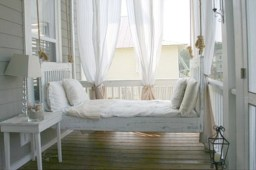 Beautiful bedrooms design ideas with swing chairs 22