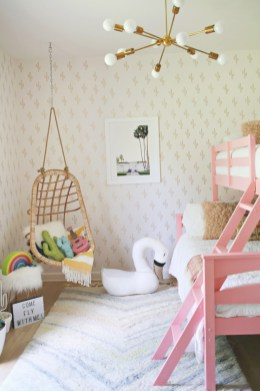 60 Beautiful Bedrooms Design Ideas With Swing Chairs - Round Decor