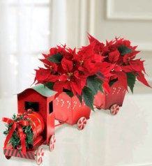 Beautiful christmas decoration ideas in red domination 40