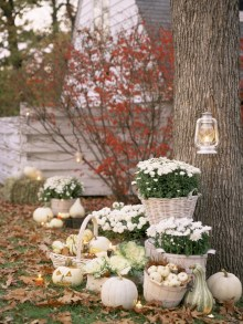 Beautiful ideas for elegant black and white halloween 05
