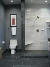 Beautiful subway tile bathroom remodel and renovation (1)
