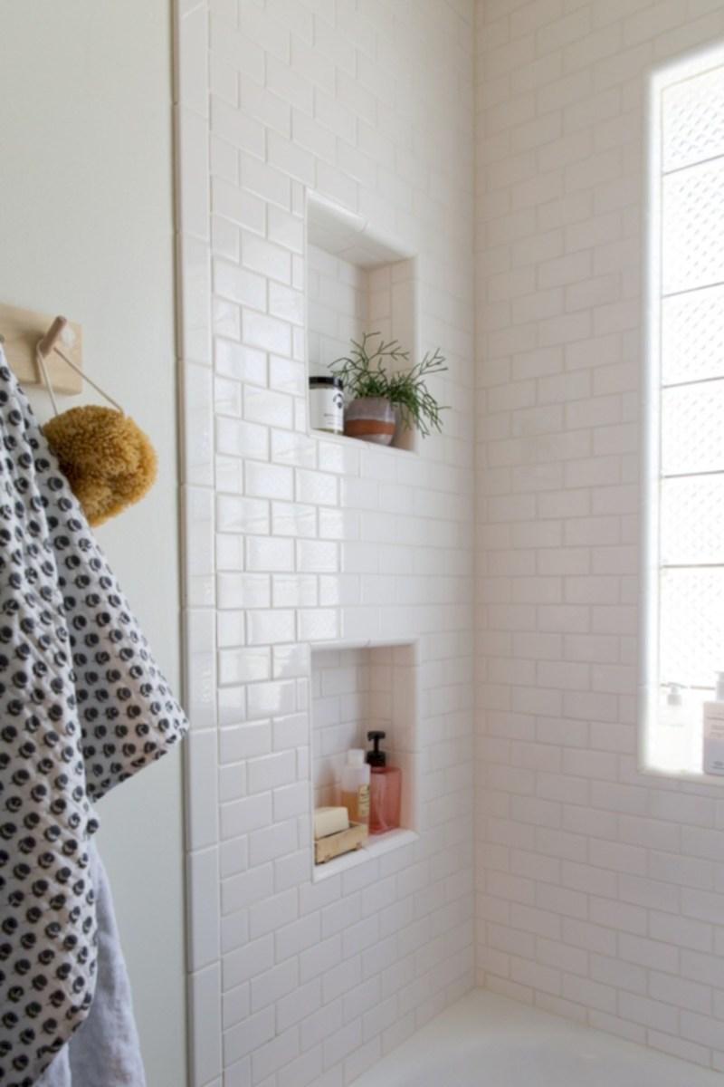 Beautiful subway tile bathroom remodel and renovation (41)