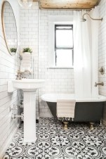 Beautiful subway tile bathroom remodel and renovation (57)