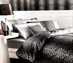 Black and white bedding sets ideas 13