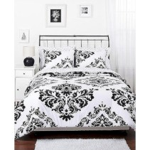Black and white bedding sets ideas 23