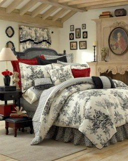 Black and white bedding sets ideas 39