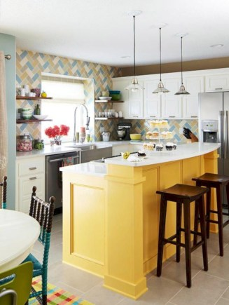 Budget friendly kitchen makeover ideas 08