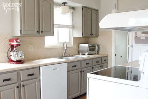 Budget friendly kitchen makeover ideas 12