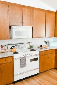 Budget friendly kitchen makeover ideas 13