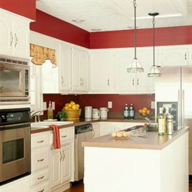 Budget friendly kitchen makeover ideas 26