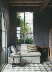 Classy living room floor tiles design ideas 19