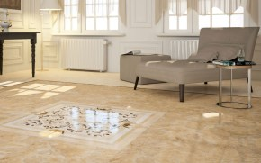Classy living room floor tiles design ideas 33