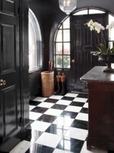 Classy living room floor tiles design ideas 40