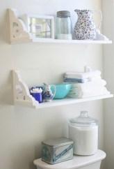 Cool organizing storage bathroom ideas (27)