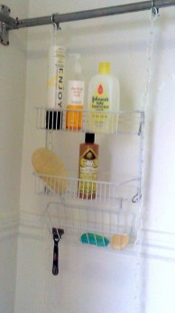 Cool organizing storage bathroom ideas (28)
