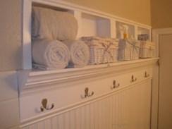 Cool organizing storage bathroom ideas (37)