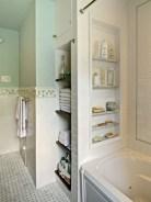 Cool organizing storage bathroom ideas (38)