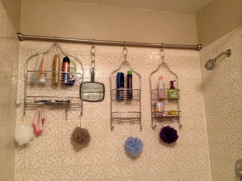 Cool organizing storage bathroom ideas (42)