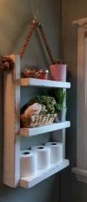 Cool organizing storage bathroom ideas (6)