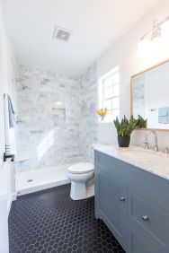 Creative diy bathroom ideas on a budget (24)